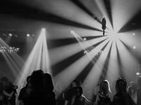 Tampa event lighting and special effects resource